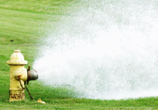 Hydrant Flushing Slideshow